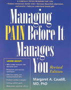 Managing Pain Before It Manages You 2nd edition 9781572307186 1572307188