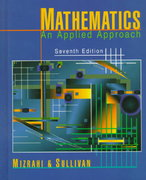 Mathematics 7th edition 9780471322030 0471322032