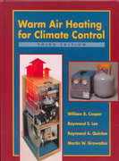 Warm Air Heating for Climate Control 3rd Edition 9780136061045 0136061044