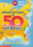 Fabulous Facts About the 50 States 4th edition 9780590448864 0590448862