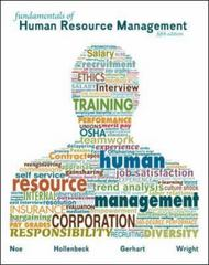 Fundamentals of Human Resource Management 5th edition 9780078112614 0078112613