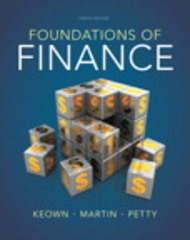 Foundations of Finance 8th Edition 9780133145021 0133145026