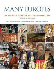 Many Europes 1st Edition 9780073330501 0073330507
