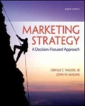 Marketing Strategy  A Decision-Focused Approach
