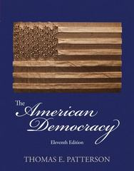 The American Democracy 11th edition 9780073526409 0073526401