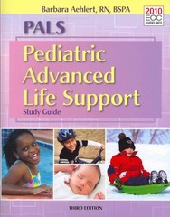 PALS Pediatric Advanced Life Support 3rd Edition 9781284038088 1284038084
