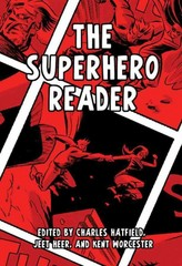The Superhero Reader 1st Edition 9781617038037 1617038032