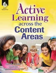 Active Learning Across the Content Areas 1st Edition 9781425896942 1425896944