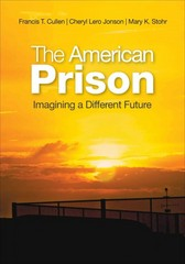 The American Prison 1st Edition 9781483311753 1483311759