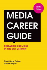 Media Career Guide 9th Edition 9781457641633 1457641631