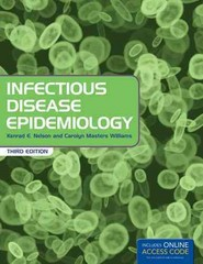 Infectious Disease Epidemiology 3rd Edition 9781449683795 1449683797
