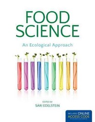 Food Science 1st Edition 9781449694777 1449694772