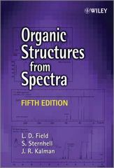 Organic Structures from Spectra 5th Edition 9781118325476 1118325478