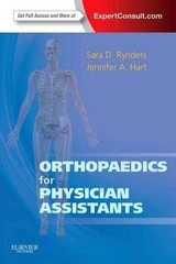 Orthopaedics for Physician Assistants 1st edition 9781455725311 1455725315