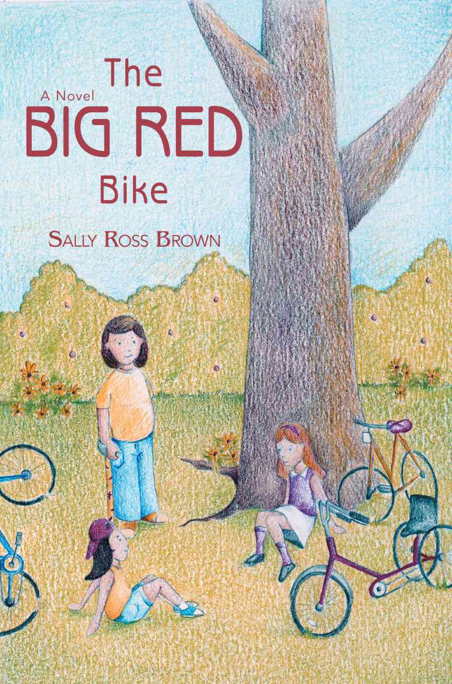 The Big Red Bike 0 9780595398065 0595398065