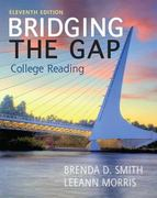 Bridging the Gap with NEW MyReadingLab with eText -- Access Card Package 11th Edition 9780321881663 0321881664