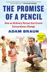 The Promise of a Pencil 1st Edition 9781476730622 1476730628