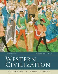 Western Civilization 9th Edition 9781285436487 1285436482