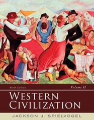 Western Civilization 9th Edition 9781285436555 1285436555