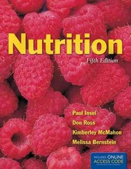 Nutrition 5th Edition 9781284021165 1284021165