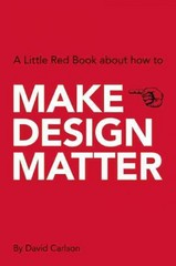 Make Design Matter 1st Edition 9789063693046 9063693044