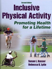 Inclusive Physical Activity 2nd Edition 9781450446280 1450446280