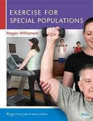 Exercise for Special Populations 1st Edition 9781609136345 1609136349