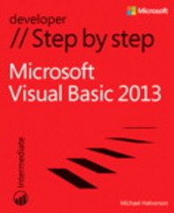 Microsoft Visual Basic 2013 Step by Step 1st Edition 9780735667044 0735667047