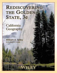 Rediscovering the Golden State 3rd Edition 9781118452042 1118452046