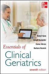 Essentials of Clinical Geriatrics 7/E 7th Edition 9780071792196 0071792198