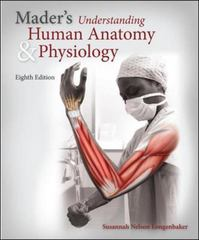 Mader's Understanding Human Anatomy & Physiology 8th Edition 9780073403663 0073403660