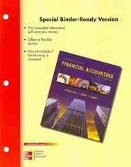 Loose Leaf Fundamentals of Financial Accounting with Connect Plus 4th Edition 9780077703424 0077703421