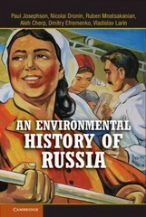 An Environmental History of Russia 1st Edition 9781107352148 1107352142