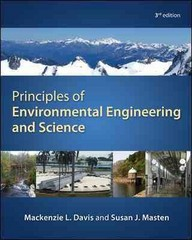 Principles of Environmental Engineering & Science 3rd Edition 9780073397900 0073397903