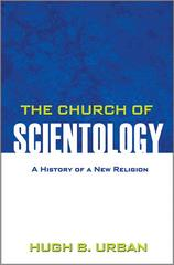 The Church of Scientology 1st Edition 9780691158051 0691158053