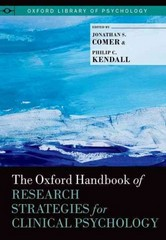 The Oxford Handbook of Research Strategies for Clinical Psychology 1st Edition 9780199793655 0199793654