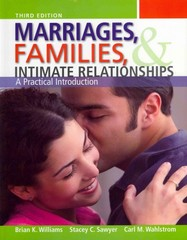 Marriages, Families, and Intimate Relationships Plus NEW MySocLab with eText -- Access Card Package 3rd edition 9780205959235 0205959237