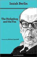 The Hedgehog and the Fox 2nd Edition 9780691156002 069115600X