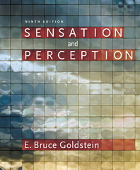 Sensation & Perception (Book Only) 9th Edition 9781133958475 1133958478