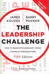 The Leadership Challenge Workbook, 3rd Edition and The Leadership Challenge, 5th Edition Set 3rd Edition 9781118609644 1118609646