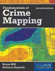 Fundamentals Of Crime Mapping 2nd Edition 9781284028065 1284028062
