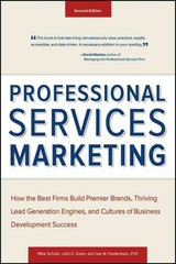 Professional Services Marketing 2nd Edition 9781118604342 1118604342
