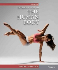 Introduction to the Human Body 10th Edition 9781118583180 1118583183