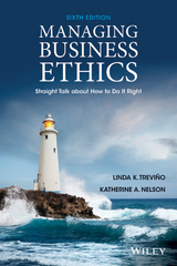 Managing Business Ethics 6th Edition 9781118582671 1118582675