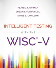 Intelligent Testing with the WISC-V 1st Edition 9781118589236 1118589238