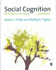 Social Cognition 2nd Edition 9781446258156 1446258157