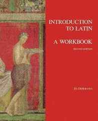 Introduction to Latin: A Workbook 2nd Edition 9781585106745 1585106747