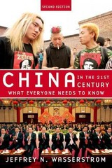 China in the 21st Century 2nd Edition 9780199974962 0199974969