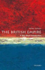 The British Empire: A Very Short Introduction 1st Edition 9780191654091 0191654094