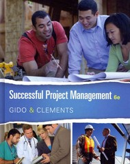 Successful Project Management 6th Edition 9781305178298 1305178297